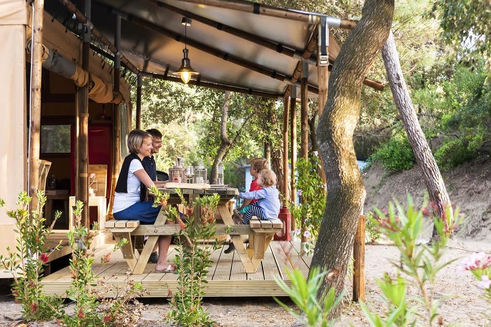 Camping sul mare in toscana scopri il camping etruria a for Vacanze a barcellona sul mare